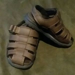 Toddler Sandals, Size 4W